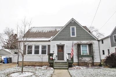 Jefferson County Single Family Home Active Contingent With Offer: 1406 Dakota St