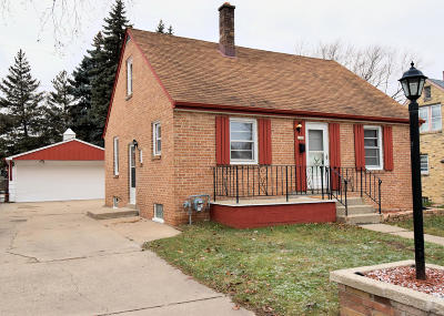 West Allis Single Family Home For Sale: 1135 S 94th St