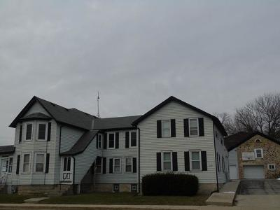 Slinger, Town Of Polk Multi Family Home For Sale: 115 Kettle Moraine Dr N #115A + 1