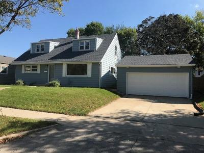 Milwaukee County Single Family Home For Sale: 3630 N 97th St