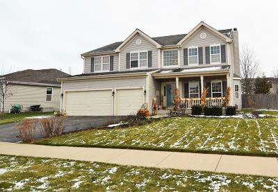 Kenosha Single Family Home Active Contingent With Offer: 6301 83rd Ave