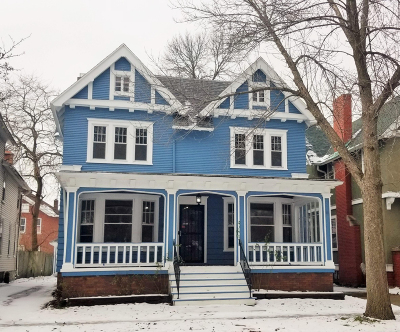 Racine Single Family Home Active Contingent With Offer: 912 Park Ave