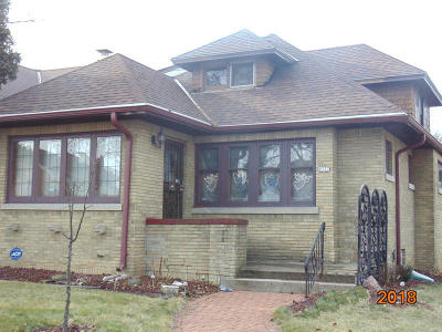 Milwaukee WI Single Family Home For Sale: $171,000