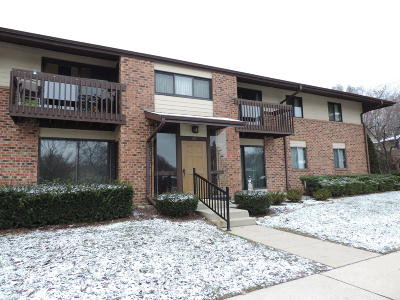Condo/Townhouse Active Contingent With Offer: 307 Park Hill Dr #G