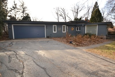 Waukesha County Single Family Home For Sale: 14975 Froedtert Dr