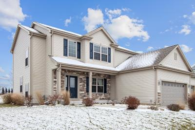 Jackson WI Single Family Home Active Contingent With Offer: $329,000