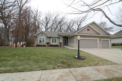 Racine County Single Family Home For Sale: 2109 Stonegate Rd