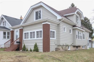 West Allis Single Family Home Active Contingent With Offer: 1576 S 63rd St