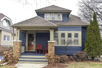 Milwaukee County Single Family Home For Sale: 6502 W Romona Ave.