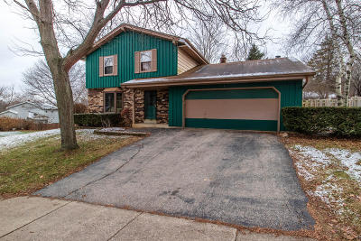 Waukesha WI Single Family Home For Sale: $209,900