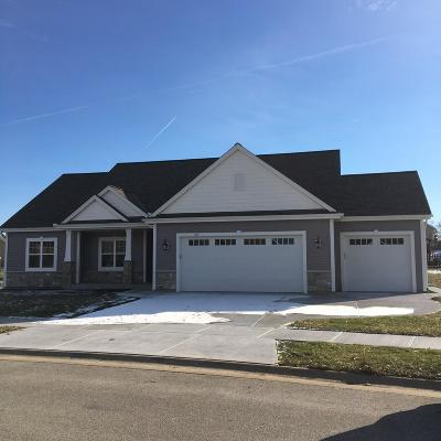 Hartford Single Family Home For Sale: 534 Tahoe Ln