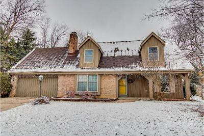 Waukesha WI Single Family Home For Sale: $272,000