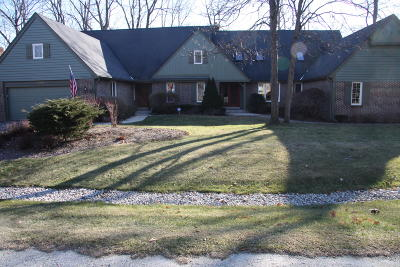 Mequon Condo/Townhouse For Sale: 12404 N Golf Dr