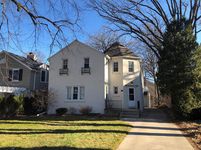 Shorewood Single Family Home For Sale: 4346 N Ardmore Ave