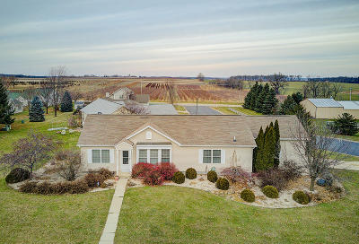 Waterloo Single Family Home Active Contingent With Offer: 291 Goehl Rd