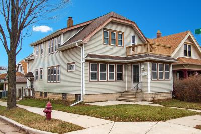 West Allis Two Family Home For Sale: 5630 W Mitchell St #1666 S 5