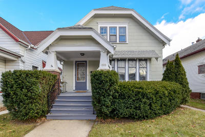 Milwaukee County Single Family Home For Sale: 1826 N 52nd St