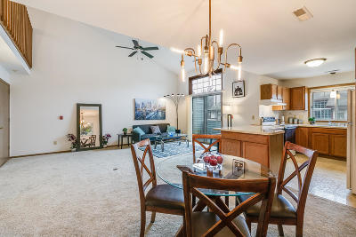 Milwaukee County Condo/Townhouse Active Contingent With Offer: 2021 S 102nd St #D