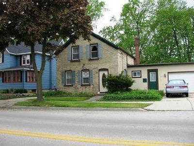 Ozaukee County Single Family Home For Sale: 243 N Mill St