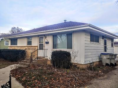 Milwaukee County Single Family Home For Sale: 4346 N 83rd St