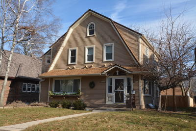 Shorewood Single Family Home For Sale: 4136 N Farwell Ave