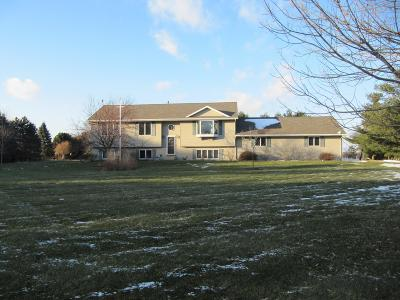 Lake Geneva Single Family Home Active Contingent With Offer: N3705 Willow Bend Ln