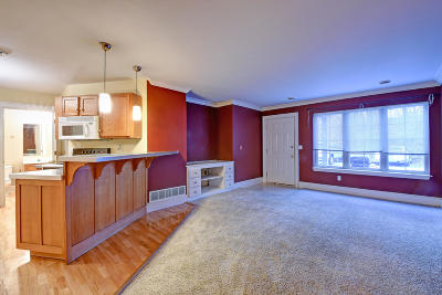 Slinger, Town Of Polk Condo/Townhouse For Sale: 200 James St #F