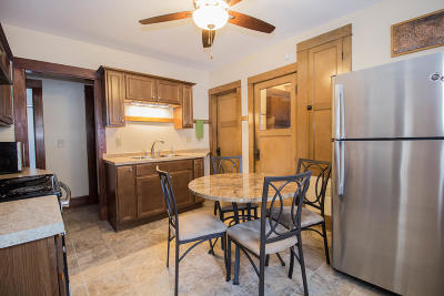 Milwaukee County Single Family Home For Sale: 3856 N 18th St