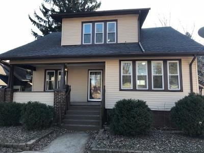 Kenosha Single Family Home For Sale: 1011 64th St