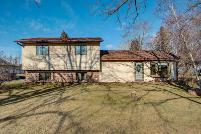 West Bend Single Family Home Active Contingent With Offer: 2178 Wallace Lake Rd