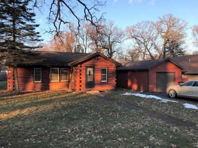 Kenosha County Single Family Home For Sale: 24620 69th Street