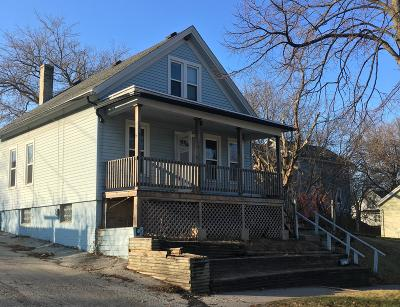 Sheboygan Single Family Home Active Contingent With Offer: 1316 S 11 St