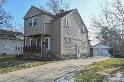 Waukesha County Single Family Home For Sale: 709 W Wisconsin Ave