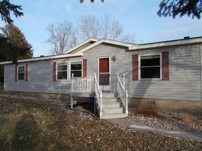 Menominee Single Family Home For Sale: N638 S P-3 Lane