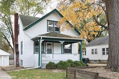Milwaukee County Single Family Home For Sale: 1020 S 89th St
