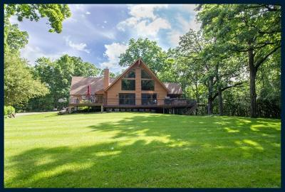 Lake Mills Single Family Home For Sale: W7045 Mansfield Rd
