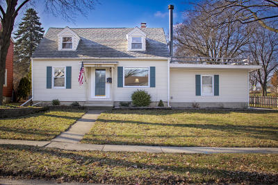 Milwaukee Single Family Home For Sale: 2805 S 53rd St