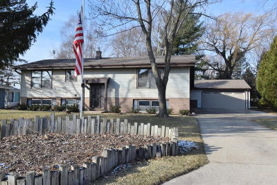 Waukesha County Single Family Home For Sale: N69w23930 Michele Ln