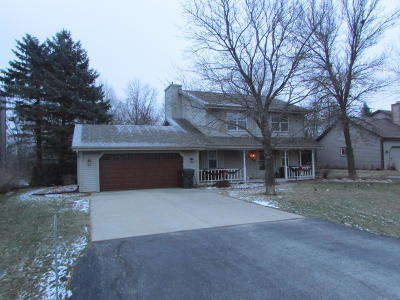 Slinger Single Family Home For Sale: 3988 Elaines Way
