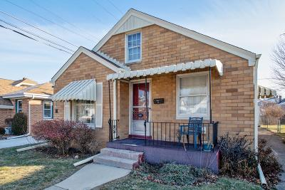 Racine County Single Family Home Active Contingent With Offer: 2909 Geneva St