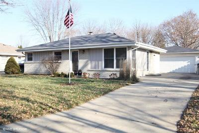 Milwaukee County Single Family Home For Sale: 5300 S 7th St
