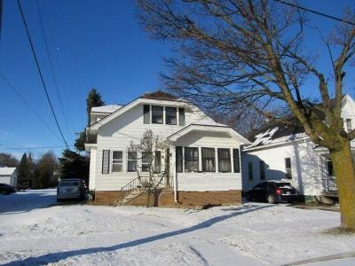 Sheboygan Single Family Home Active Contingent With Offer: 1418 S 8th St