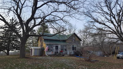 Waukesha County Single Family Home For Sale: W182n7547 Town Hall Rd
