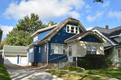Milwaukee County Single Family Home For Sale: 2557 N 57th St