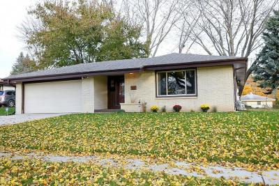 Milwaukee County Single Family Home For Sale: 6900 N 86th