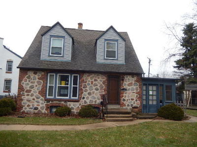 Milwaukee County Single Family Home For Sale: 3529 N 86th St