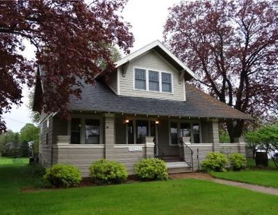 Stephenson MI Single Family Home For Sale: $129,900