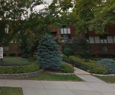 Milwaukee County Condo/Townhouse For Sale: 5253 N Lovers Lane Rd #129