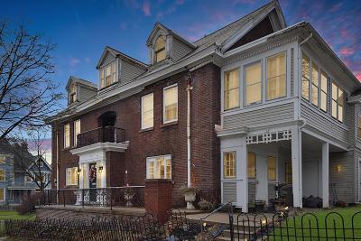 Milwaukee County Single Family Home For Sale: 102 E Wright St