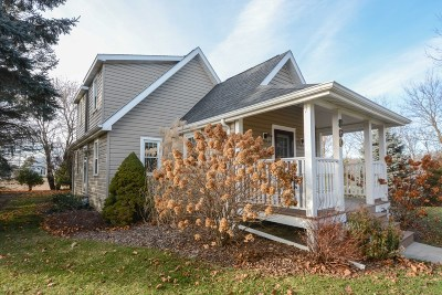 Cedarburg Single Family Home For Sale: 860 State Road 60
